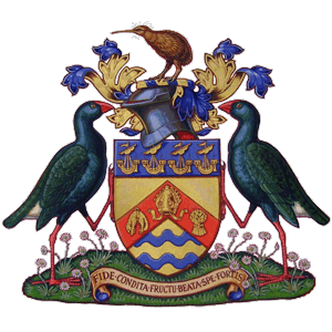 Christchurch Coat Of Arms2