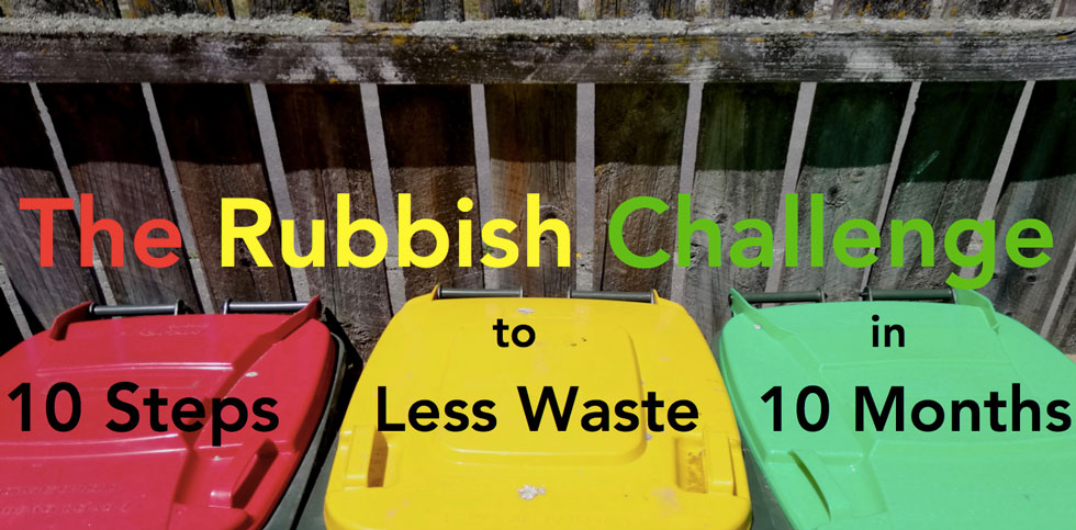 Rubbish Challenge